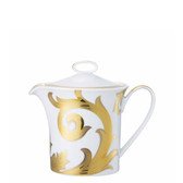 VERSACE ARABESQUE GOLD COMBI POT