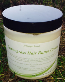 Lemongrass Hair Butter Cream