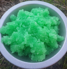 Green Apple Sugar Scrub - 8oz.