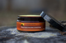 Whipped Organic Shea Butter w/ Sweet Orange - 8oz.
