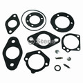 Genuine Kohler Carburetor Kit for K181-K341,M8-M16 & MV16-MV20 & KT Series w/Walro Carbs., Replaces 2575711/2557511-S