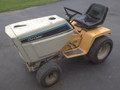 Cub Cadet 782 ,yellow &white Runs good