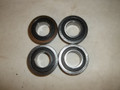2 Cub Cadet Wheel bearing 384-881-R93 for 128 129 147 149 1450 1650