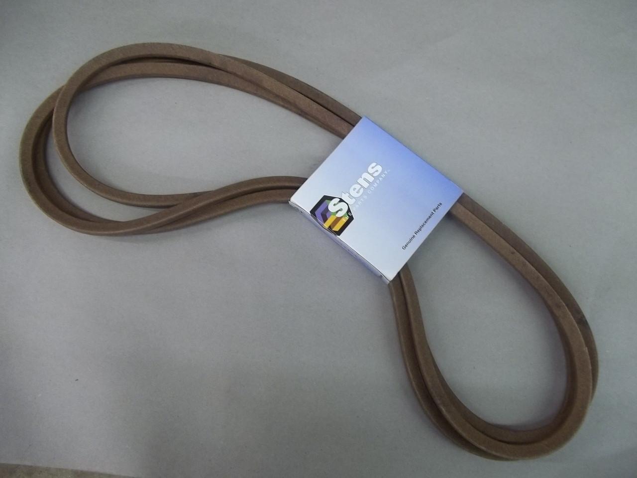 john deere drive belt for z710a z720a z910a z920a ztrak replaces rh pattonacres com