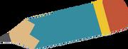 Pencil SVG Cut File