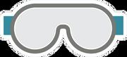 Goggles SVG Cut File