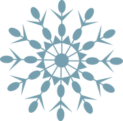 Snowflake #25 SVG Cut File