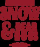Sledding Snow & Bear Hugs SVG Cut File
