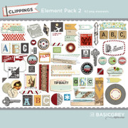 Clippings Element Pack 2