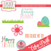 Easter SVG Cut Files #5