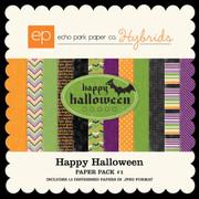 Happy Halloween Paper Pack #1