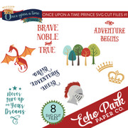 Once Upon A Time Prince SVG Cut Files #1