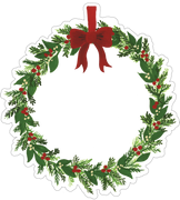 Wreath Print & Cut File