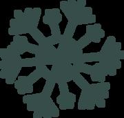 Christmas Snowflake #4 SVG Cut File
