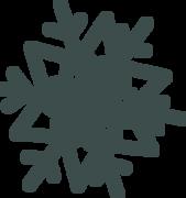 Christmas Snowflake #7 SVG Cut File