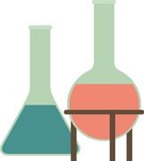 Beakers SVG Cut File