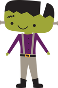 Frankenstein SVG Cut File