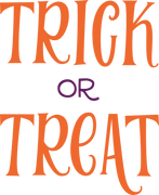 Trick Or Treat #3 SVG Cut File