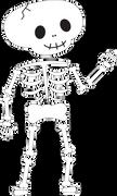 Skeleton SVG Cut File