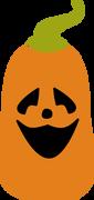 Jack-O-Lantern #4 SVG Cut File