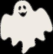 Ghost #2 SVG Cut File