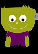 Frankenstein #2 SVG Cut File