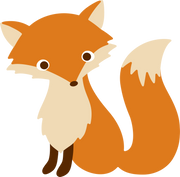 Fox #2 SVG Cut File