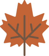 Fall Leaf #4 SVG Cut File