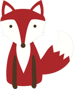 Fox #3 SVG Cut File