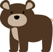 Bear #4 SVG Cut File