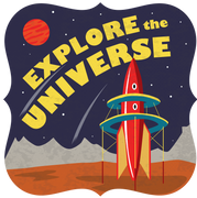 Explore The Universe Print & Cut File