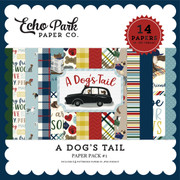 A Dog's Tail Paper Pack #1