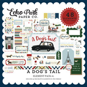 A Dog's Tail Element Pack #2