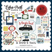 A Dog's Tail Element Pack #3