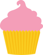Homemade Cupcake SVG Cut File