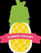 Summer Dreams SVG Cut File