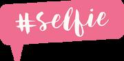 #Selfie SVG Cut File