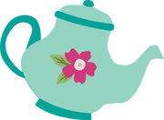 Teapot #3 SVG Cut File