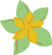 Hibiscus SVG Cut File