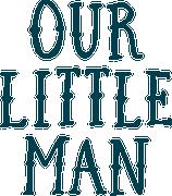 Our Little Man SVG Cut File