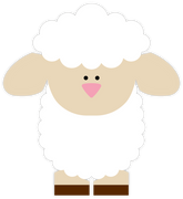 Easter Sheep SVG Cut File