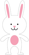 Bunny SVG Cut File