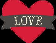 Love Heart SVG Cut File