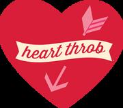 Heart Throb SVG Cut File