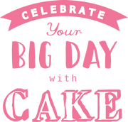 Celebrate Your Big Day With Cake SVG Cut File