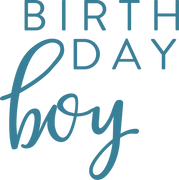 Birthday Boy #2 SVG Cut File