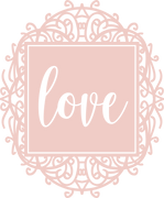 Love Doily SVG Cut File