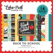 Back to School Paper Pack #1