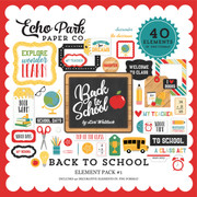 Back to School Element Pack #1