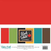 Back to School Solids Kit
